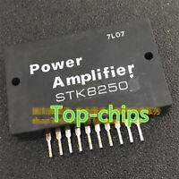1PCS STK8250 Encapsulation:SIP-ZIP,50W MIN AF POWER AMP