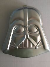 Retired Wilton Darth Vader Head Cake Pan 502-1409