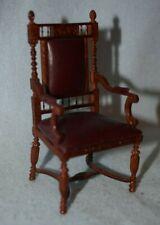BESPAQ Arm Chair-Dollhouse Miniature