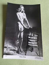 """DIANA DORS - ACTRESS/ FILM STAR - """" THE PEOPLE """"  SHOW PARADE CARD- #P1074"""