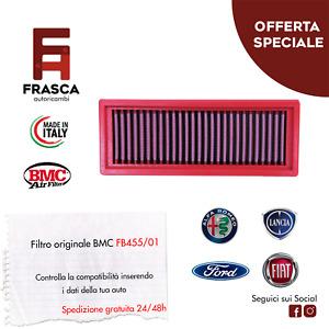 Filtro Aria Sportivo BMC Originale FB455/01 FIAT GRANDE PUNTO EVO 1.2 MITO 1.4