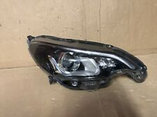 Peugeot 108 2014 To 2017 Genuine LED DRL Driver O/S Headlight 811100H160