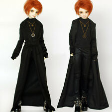 Handsome God Of Death Robes/Coat For Uncle SD17 /1/3 DZ AS BJD Clothes 32cm Robe