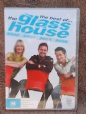 THE GLASS HOUSE-THE BEST OF 2002-2006,WILL ANDERSON DAVE HUGHES DVD M R4