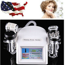 8 in 1 Cavitation Vacuum Anti-aging Multipolar Tripolar RF BIO Skin Lifting USA&