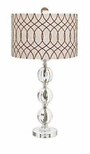 IMAX 86632 Avena Acrylic and Crystal Table Lamp