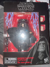 Star Wars The Black Series Emperor Palpatine 6 inch Action Figure - E6125AT6