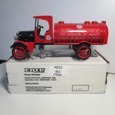 """"""" Red Crown (Amoco)  """" 1925 Kenworth Tanker,Diecast Coin Bank # 9243"""