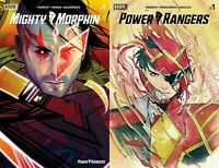 LCSD 2020 Mighty Morphin Power Rangers #1 Foil Variants NM 11/18