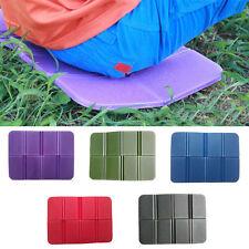Portable Foldable Seat EVA Camping Chair Pad Mat Water Resist Outdoor Picnic Sit