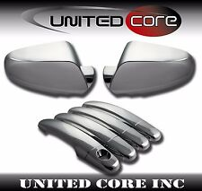 Chevy Malibu Chrome Mirror Cover Chrome Door Handle Cover 08-12