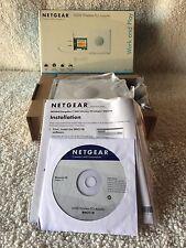 NETGEAR N300 Wireless PCI Adapter (802.11 B/G/N 2.4GHz WN311B (Work&Play) - New