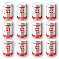 Illy Röstung N 100% Arabica Kaffee, gemahlen, 12 x 250g Dose