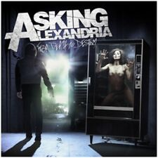 Asking Alexandria - From Death to Destiny - New Red Vinyl - Pre Order - 22/9