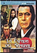 Maestros cine artes marciales: LA ESPADA DEL SAMURAI de Kotani. Edición diarios.