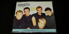 Westlife – Swear It Again CD Single Enhanced CD1