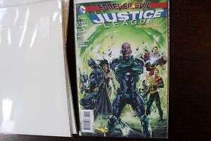 JUSTICE LEAGUE #30  (2014) 1st appearance Jessica Cruz new 52