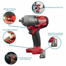 "Milwaukee M18FMTIWF12-0 M18 FUEL Mid-Torque 1/2"" Impact Wrench Friction Ring"