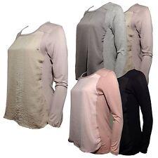 Serena Williams Women's Long Sleeve Blouses, Wholesale Lot 28 Pieces, 4 Colors