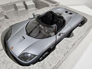 AUTOart Signature #79003 Koenigsegg CCX - Silver # 1/18  #NEW#