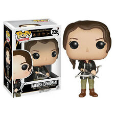 Funko POP The World of The Hunger Games Katniss Everdeen 8/10 Not Mint