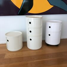 """Collection of Three """"Companibili's"""" by Anna Castelli Ferrieri for Kartell"""
