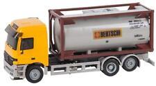 Faller 161483 Ho Car System Camión MB Actros LH '96 Chemietransporter #