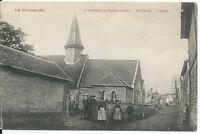 CPA- 27 - Igoville - l'eglise - ( carte rare )