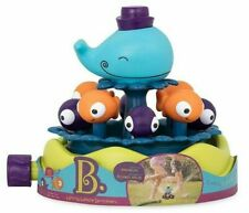 B. Toys – Whirly Whale Sprinkler – Summer And Water Toys For Kids and Pets