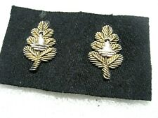 /US NAVY Uniform Shoulder Boards  Insignia Medical Corps,1950s