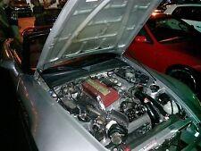 B2Designs Black hood strut Damper Kit: S2000 S2K  New