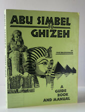 Yosef Ben-Jochannan: Abu Simbel to Ghizeh    1989 Softcover