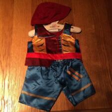Build A Bear Factory RARO & difficile da trovare DISNEY discendenti Jay Costume USA escl NUOVO CON ETICHETTA