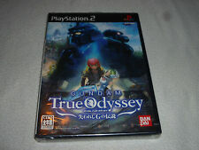 JAPAN IMPORT SEALED BRAND NEW PLAYSTATION 2 PS2 GAME GUNDAM TRUE ODYSSEY BANDAI