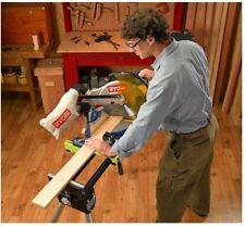 New Ryobi Miter Saw Stand Green Dewalt Hitachi Makita Compatible Extension Arms