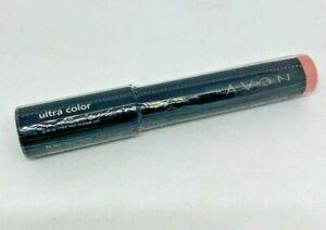 Avon Ultra Color Lip Crayon Risque Pink Color .098 oz Women face Makeup A100 New