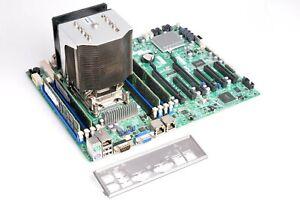 Supermicro SET, Bundle X9SRL-F, Intel ATX, Sockel 2011, 64GB RAM, Xeon E5 2620v2