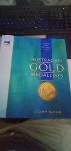 2000 Sydney Olympic Games Gold Metal Stamp Collection