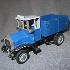290C Ziss Man Werbemodell Erster Diesel 1923 LKW 1:43