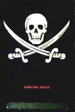 CUTTHROAT ISLAND - 1995 - orig 27x40 ADVANCE Movie Poster-GEENA Davis, M.MODINE