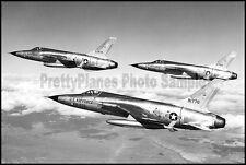 USAF Republic F-105 Thunderchief Formation 1960's 8x12 Aircraft Photos