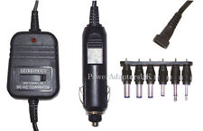 500MA/8 1.5/3/4.5/6/7.5/9/12 VOLT DC REGULATED CAR POWER ADAPTOR/SUPPLY/CHARGER