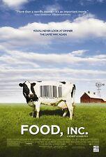 FOOD INC DVD - Documentary, Diet, Food, Animal Welfare