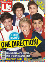 US, COLLECTOR'S EDITION, 2013 ONE DIRECTION! ( 6 HUGE POSTERS * 2013 TOUR DIARY