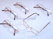 5 x Lesebrillen  //NEU/// Brillen Stärke + 2,50 mit Federung G
