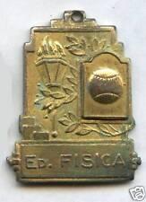 Vintage Baseball Award Pendant ( Ed. Fisica )13.8 grams. 37mm long. 28mm wide