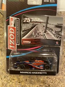 2013 Greenlight Collectibles #25 Marco Andretti Royal Crown Cola Indy Car