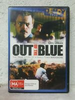 Out of the Blue DVD Karl Urban 2006 NEW ZEALAND MOVIE RARE OOP - Region 4 Aust