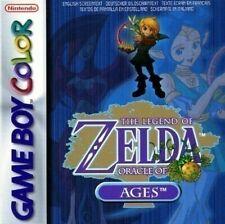 Nintendo GameBoy Color Spiel - The Legend of Zelda: Oracle of Ages Modul