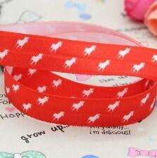 1 M 5/8 RALPH LAUREN POLO RED risvolto elastico Foe NASTRO Hairband Bracciale